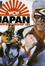 WCW Japan Supershow III