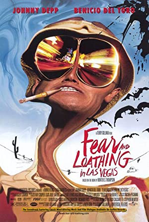 Fear and Loathing in Las Vegas poster