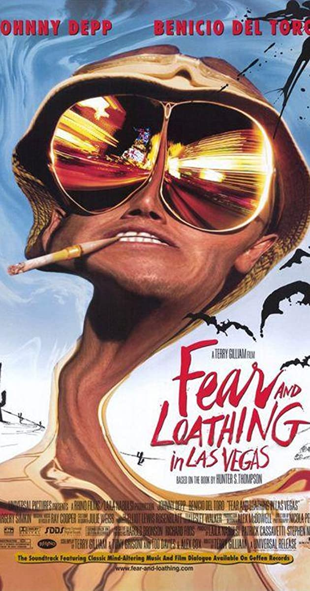 Fear And Loathing In Las Vegas 1998 Imdb