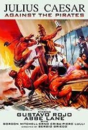 Caesar Against the Pirates Poster