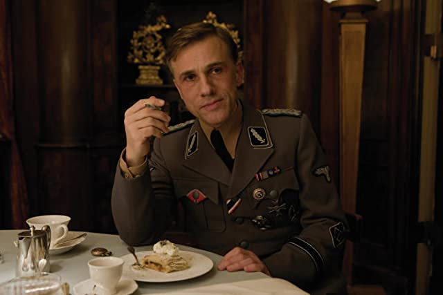 Christoph Waltz in Inglourious Basterds (2009)