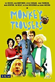 Monkey Trousers Poster