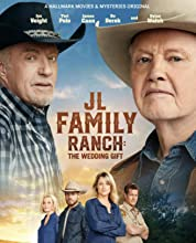 JL Family Ranch: The Wedding Gift (2020) poster