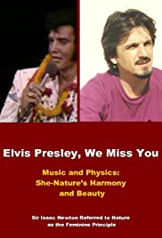 Elvis Aaron Presley, We Miss You Poster