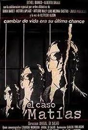 El caso Matías Poster