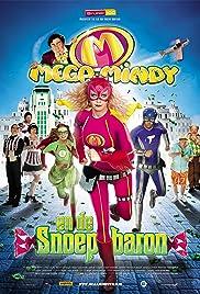 Mega Mindy en de Snoepbaron Poster