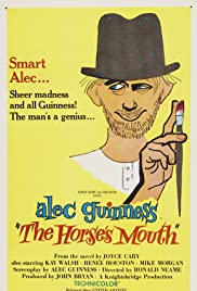 The Horse's Mouth (1958) Poster - Movie Forum, Cast, Reviews
