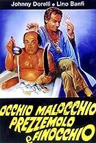 Image of Occhio, malocchio, prezzemolo e finocchio