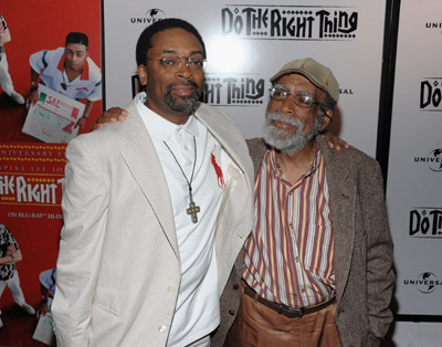 Spike Lee and Bill Lee