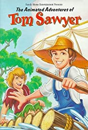 The Animated Adventures of Tom Sawyer Poster
