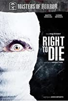 Image of Masters of Horror: Right to Die