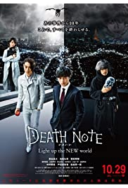 Watch Movie Death Note: Light Up the New World (2016)
