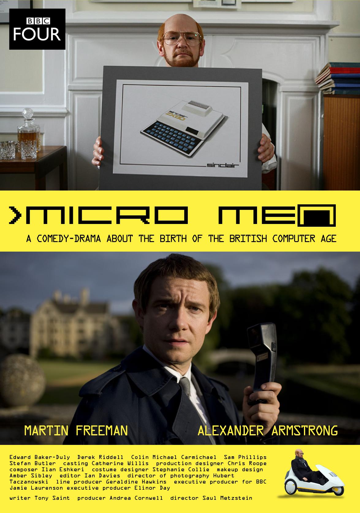 image Micro Men (2009) (TV) Watch Full Movie Free Online