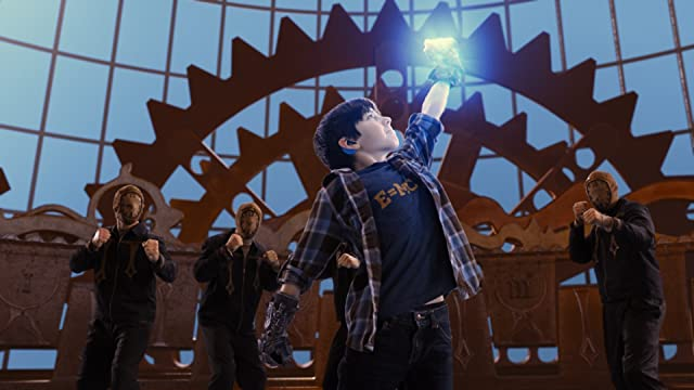 Mason Cook in Spy Kids: All the Time in the World in 4D (2011)