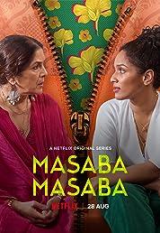 Masaba Masaba (2020) poster