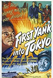 First Yank Into Tokyo (1945) Poster - Movie Forum, Cast, Reviews