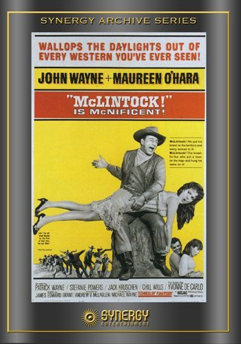 McLintock! Watch Full Movie Free Online