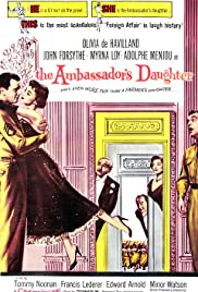 The Ambassador's Daughter (1956) Poster - Movie Forum, Cast, Reviews