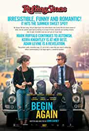 Begin Again film poster