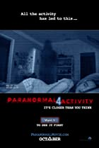 Image of Paranormal Activity 4