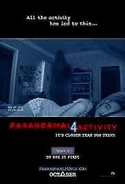 Paranormal Activity 4 2012 BluRay 720p 930MB Dual Audio ( Hindi – English ) AC3 MSubs MKV