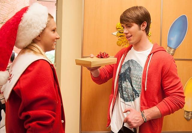 Heather Morris and Blake Jenner in Glee (2009)