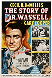 The Story of Dr. Wassell Poster