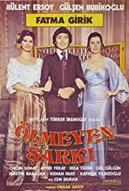Ölmeyen sarki Poster
