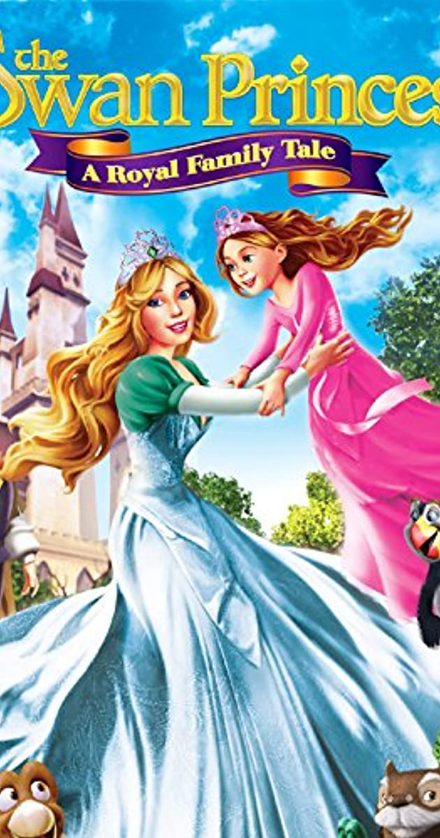 The Swan Princess: A Royal Family Tale (Video 2014) - IMDb