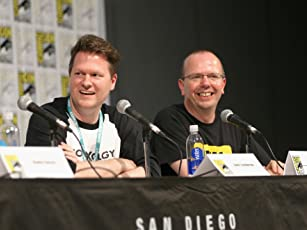 Col Needham, David Steinberger, and San Diego Comic-Con