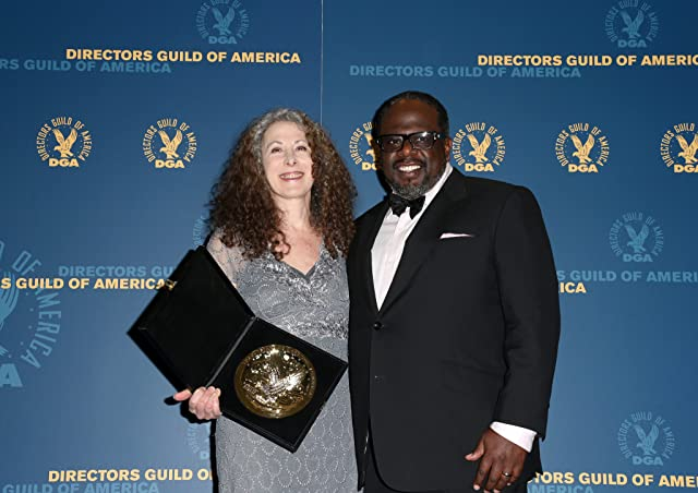 Cedric the Entertainer and Jill Mitwell