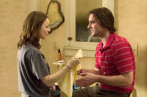 Luke Wilson and Rachel McAdams in The Family Stone (2005)