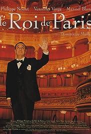 Le roi de Paris Poster