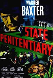State Penitentiary Poster
