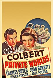 Private Worlds (1935) Poster - Movie Forum, Cast, Reviews