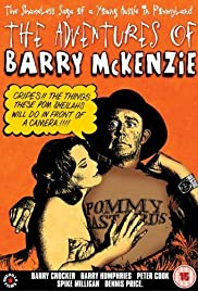The Adventures of Barry McKenzie Poster