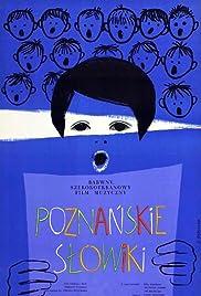 Poznanskie slowiki Poster