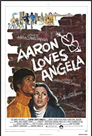 Aaron Loves Angela(1975) Poster - Movie Forum, Cast, Reviews