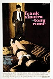 Tony Rome (1967) Poster - Movie Forum, Cast, Reviews