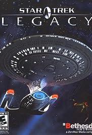 Star Trek: Legacy(2006) Poster - Movie Forum, Cast, Reviews