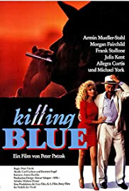 Killing Blue(1988) Poster - Movie Forum, Cast, Reviews