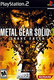Metal Gear Solid 3: Snake Eater (2004) Poster - Movie Forum, Cast, Reviews