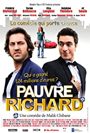 Pauvre Richard! Poster