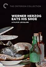 Werner Herzog Eats His Shoe(1970)