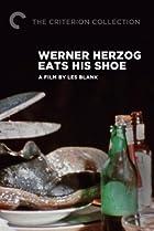 Image of Werner Herzog Eats His Shoe
