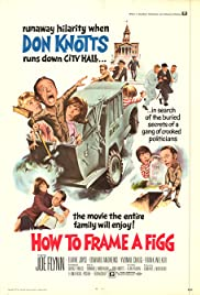 How to Frame a Figg(1971) Poster - Movie Forum, Cast, Reviews