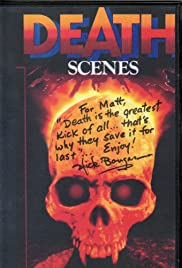 Death Scenes (1989) Poster - Movie Forum, Cast, Reviews