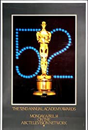 The 52nd Annual Academy Awards (1980) Poster - TV Show Forum, Cast, Reviews