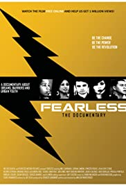 Fearless: The Documentary Poster
