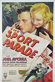 The Sport Parade(1932) Poster - Movie Forum, Cast, Reviews